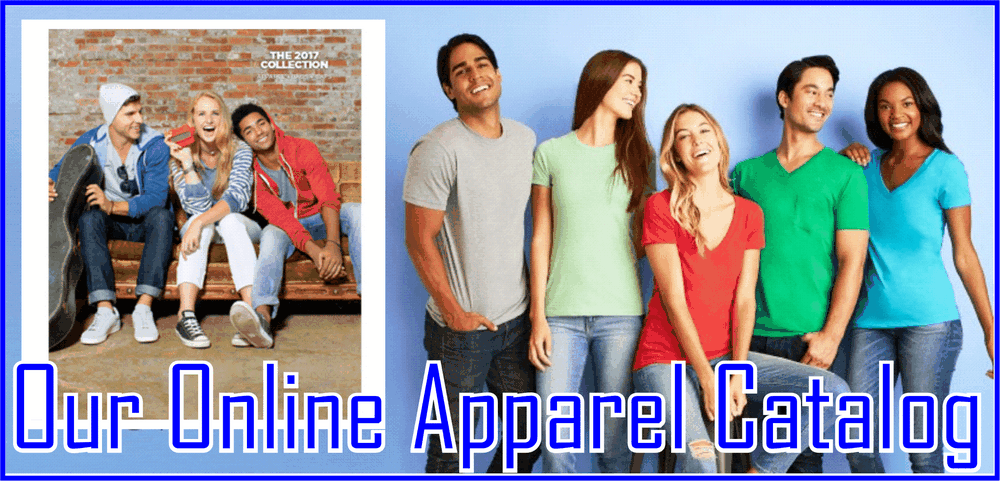 Our Online Apparel Catalog